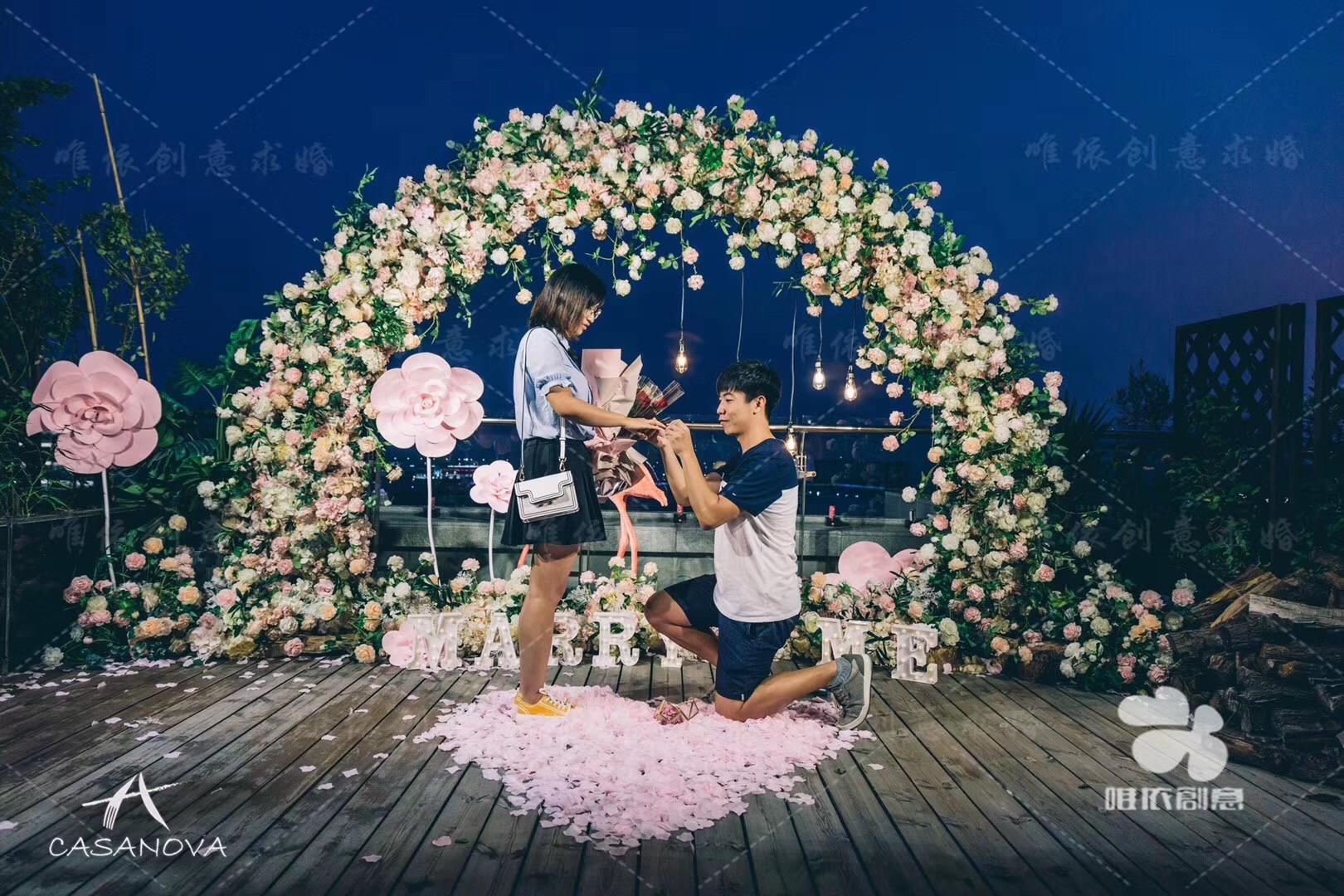 在西餐厅求婚一定要知道这三点,助你求婚成功!图片